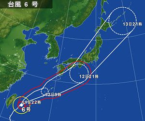 台風6号サムネイル