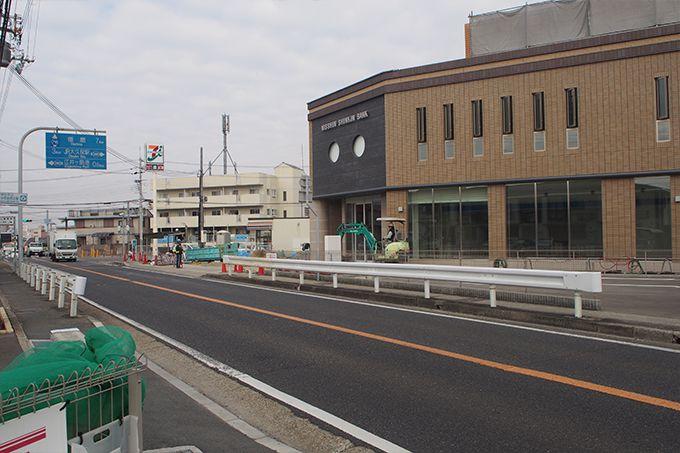日新信用金庫江井ヶ島2