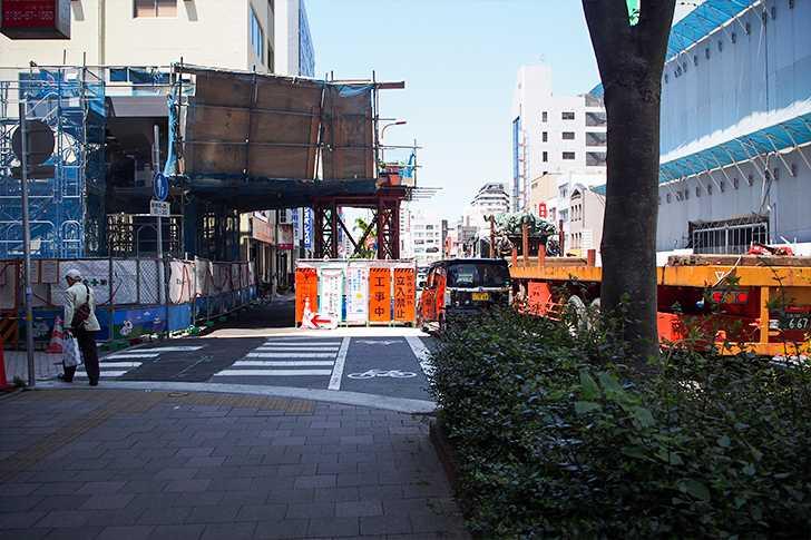明石駅前再開発1