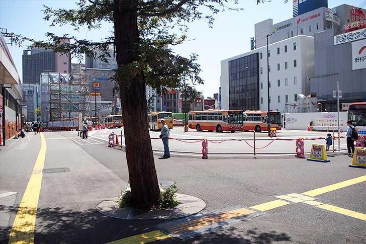 バス停移設2