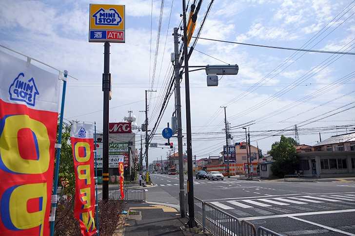 ミニストップ神戸森友店2