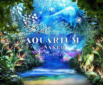 AQUARIUM BY NAKED -TO THE SEA