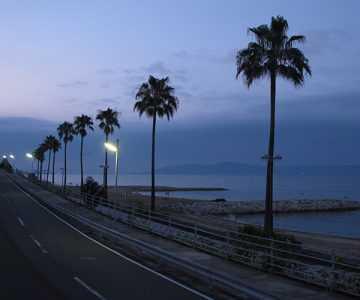 明石海峡の朝(イグザルト)