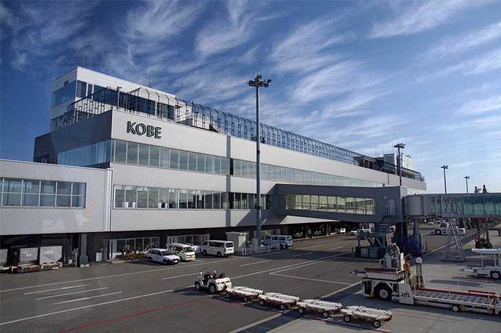神戸空港滑走路ウォーク