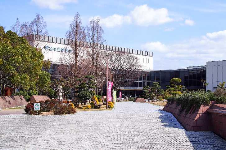 明石中央体育館
