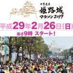 世界遺産姫路城マラソン