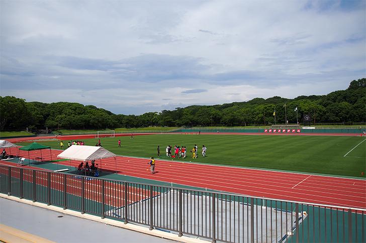 明石 公園 テニス コート